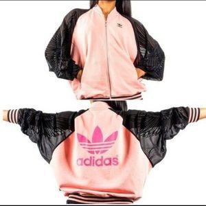 adidas Jackets & Coats - Adidas x Rita Ora Supergirl Track Jacket Sz S